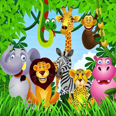 Toddler Time: George and the Jungle